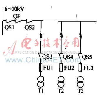 树干式主接线系统图a-电路图-aet-北大中文核心期刊