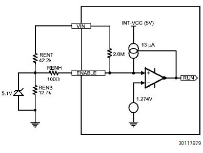 LMZ12010 具有 20V 最大輸入電壓的 10A