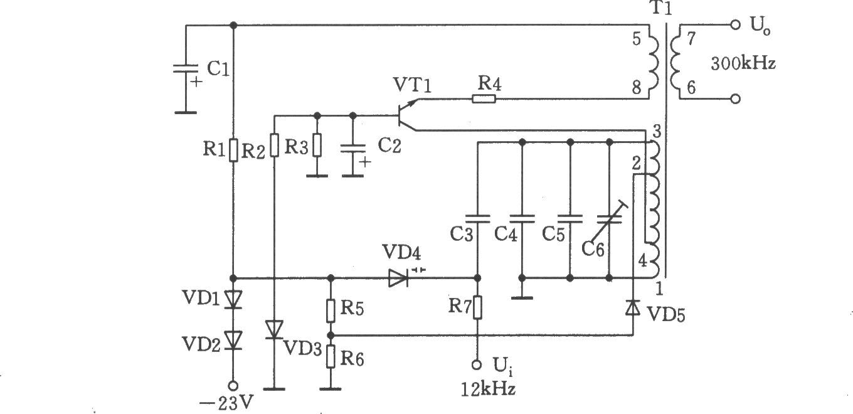 300kHz信号发生器