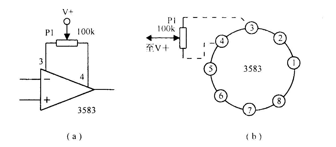 高压大电流运算放大电路3583