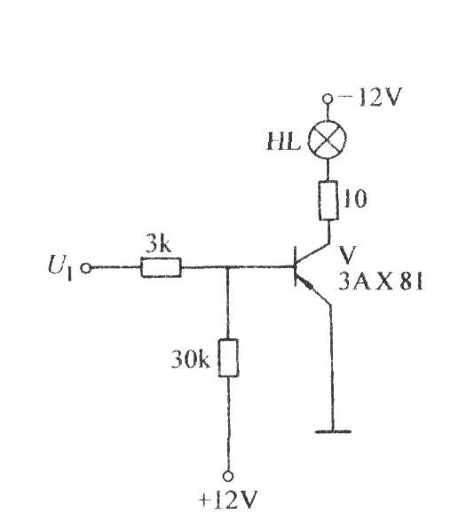 带灯反相器电路-电路图-aet-北大中文核心期刊-最丰富