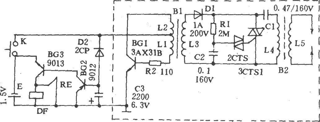 飞泉牌jstz5型热水器-电路图-aet-北大中文核心期刊