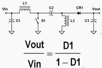 单端初级电感转换器