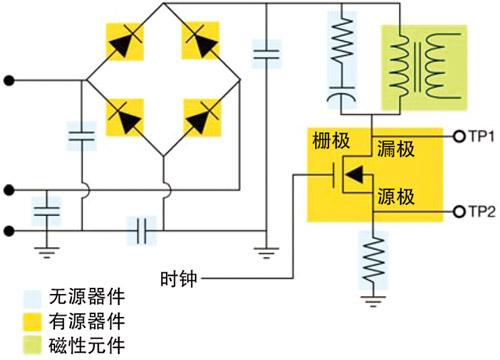 380瓦转换开关接线图
