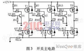 一种基于小功率高温无刷直流电动机驱动器设计