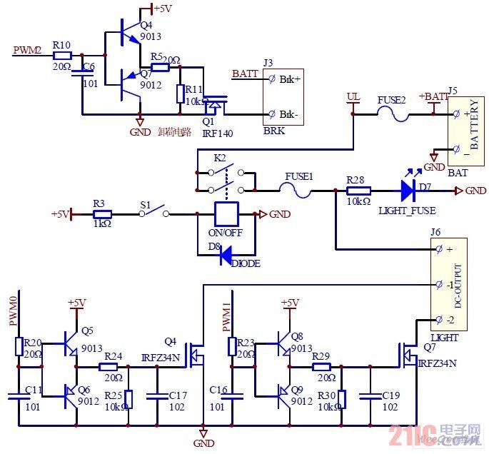 基于GSM的太阳能路灯联网监控系统研究