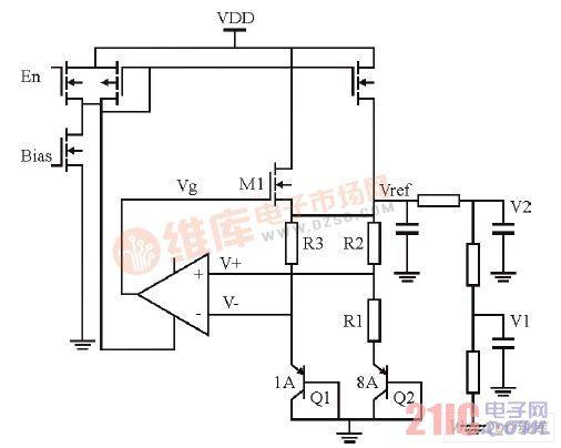 基准电路结构