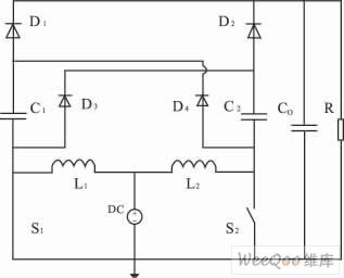 [t1~t2]阶段电路工作图