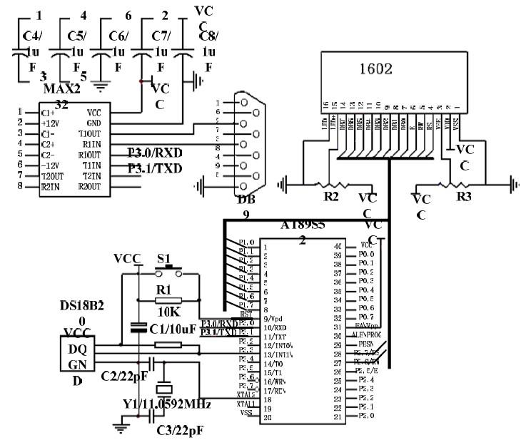 lcd1602 是常见的液晶显示器
