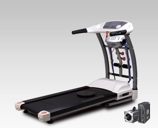 案-跑步机控制系统