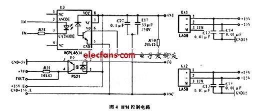IPM控制电路