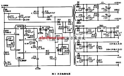 ipm模块实现通用变频器实用电路