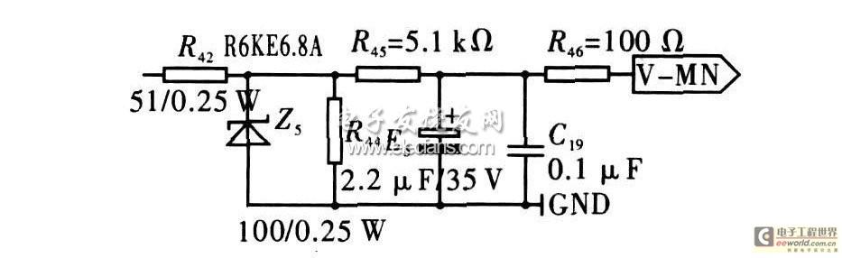 电流/电压转换电路