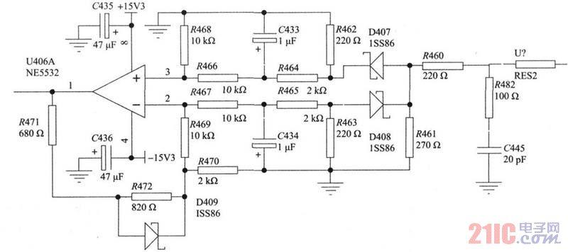 opa2348应用电路