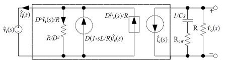 CCM-PWM型非隔离负电压Buck开关电源小信号模型