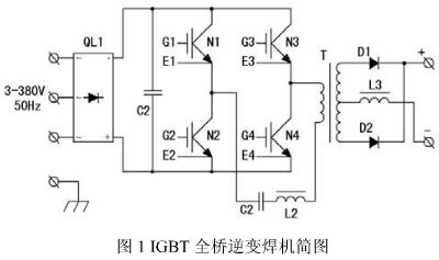 igbt逆变焊机电磁骚扰的抑制