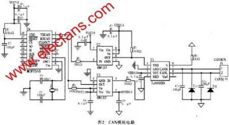 基于can总线的电梯外呼系统方案设计
