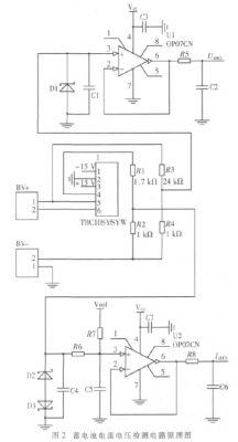 设计原理图如图2
