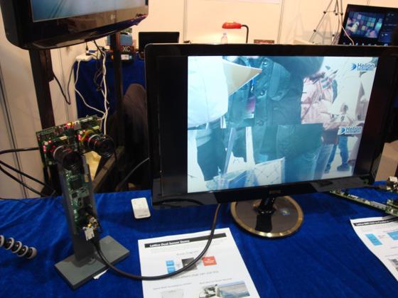"""灵活""""穿梭""""在摄像机中,Lattice秀FPGA安防应用成果"""