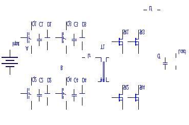 移相全桥zvs dc/dc拓扑结构