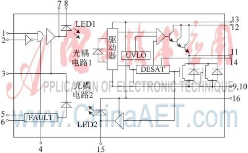 mmc换流站igbt驱动及保护电路设计