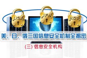 美、日、俄三国信息安全机制全揭密(三)信息安全机构