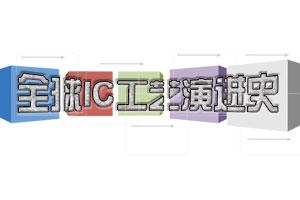 全球IC工艺演进史