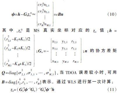 定位坐标矢量图