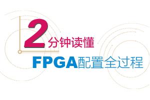 2分钟读懂FPGA配置全过程