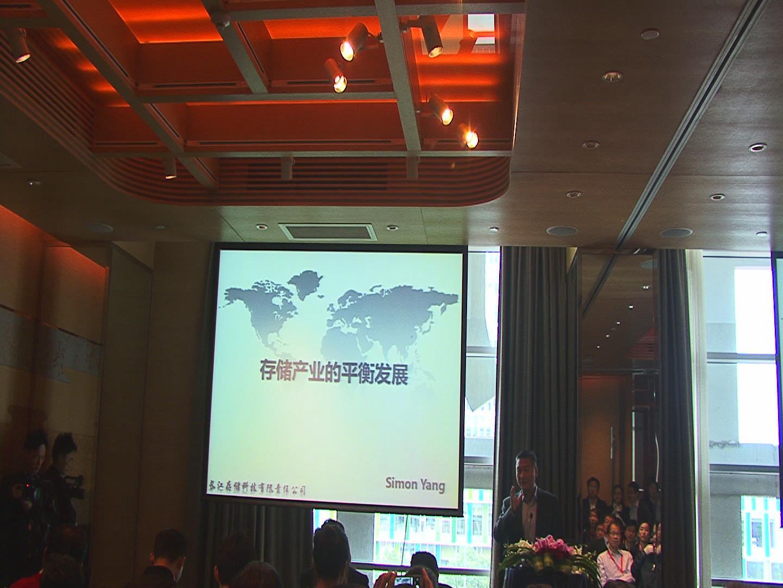 杨士宁:中国存储行业的平衡发展