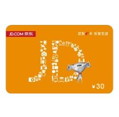 京东电子券30元