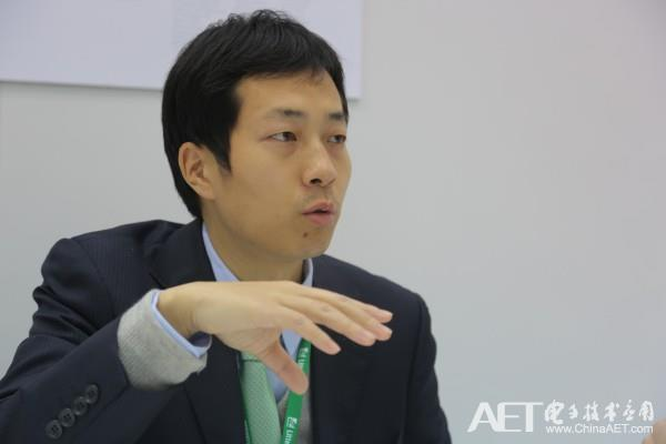 Littelfuse公司汽车业务部亚洲技术市场经理褚贵庭_conew1.jpg