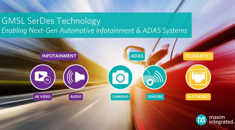 智能汽车对底层数据传输技术提出更高要求