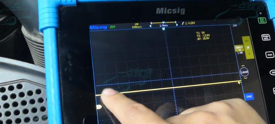2汽修示波器测量汽车执行器流量控制阀信号.jpg