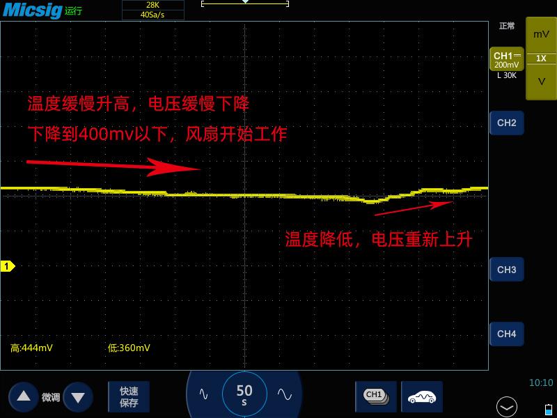 3汽修示波器测量汽车冷却液温度传感器信号及分析.jpg