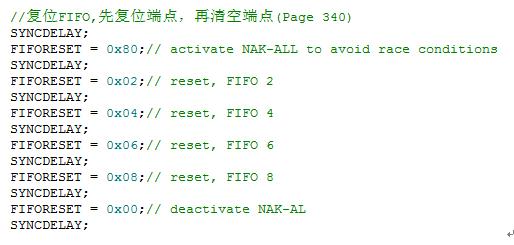 Y7C68013同步FIFO配置 - 视频图像显示系统开